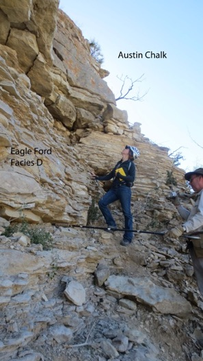 WEST TEXAS EAGLE FORD GEOLOGY FIELD TRIP 2013